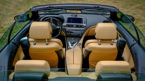 BMW M6 cabriolet V8 560CV