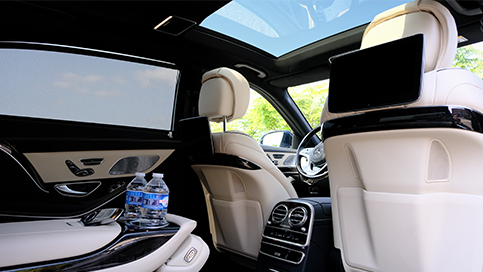 Mercedes Maybach S 560