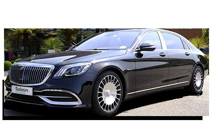 Nos limousines de luxe